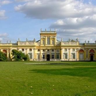 arhiwum pałacu w Wilanowie