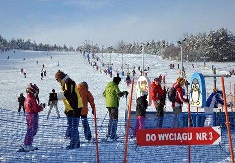 archiwum ośrodka narciarskiego Niestachów