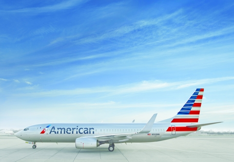 archiwum American Airlines