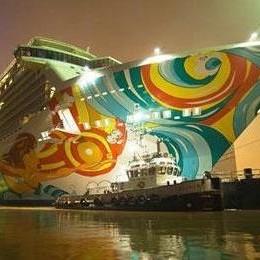 archiwum Norwegian Cruise Line