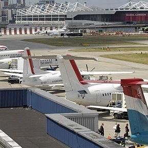 archiwum London City Airport