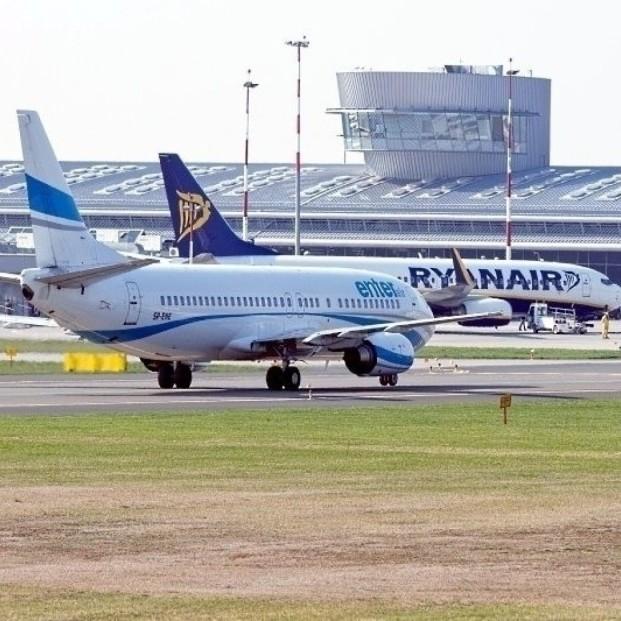 archiwum port lotniczy w Łodzi