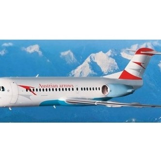 archiwum Austrian Airlines