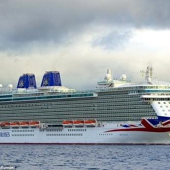 archiwum P&O Cruises