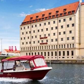 archiwum hotelu Qubus