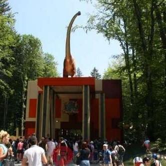 archiwum Dino Parc Rasnov