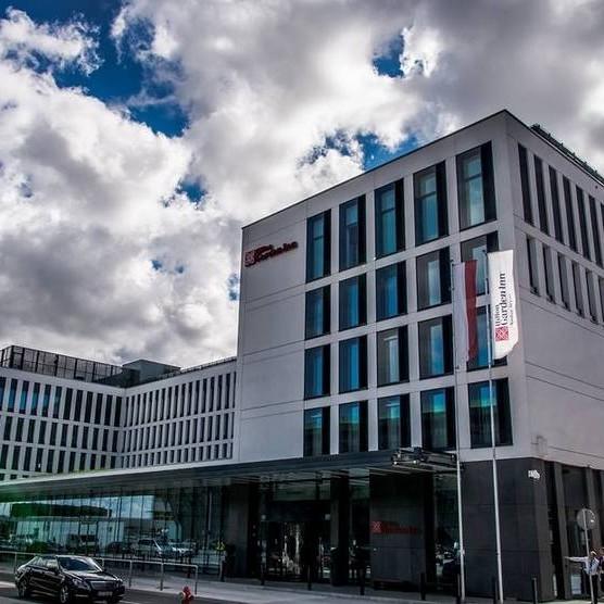 archiwum Hotelu Hilton Garden Inn Kraków Airport