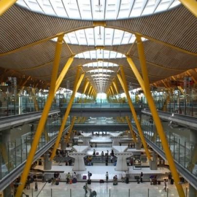 archiwum Lotniska w Madrycie