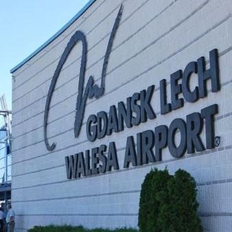 archiwum Lotniska w Gdańsku