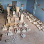 Muzeum w Palmyrze, sala nr 1 po pracach interwencyjnych