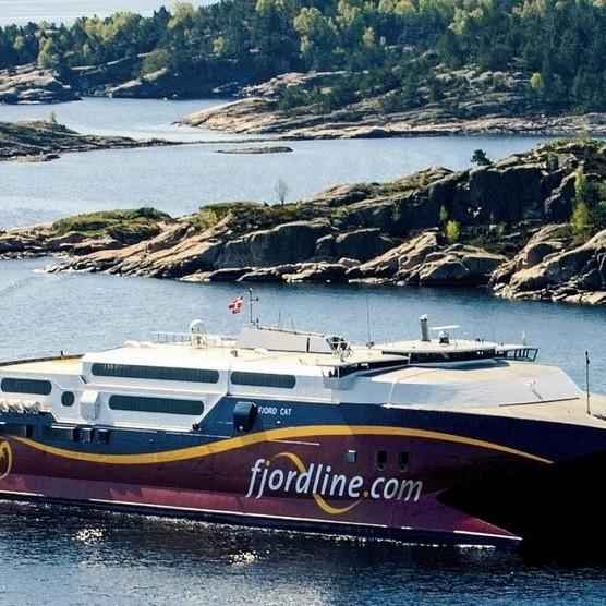 archiwum Fjord Line