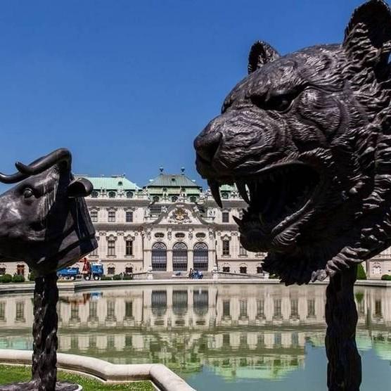 Ai Weiwei Studio, Foto: © Belvedere, Wien