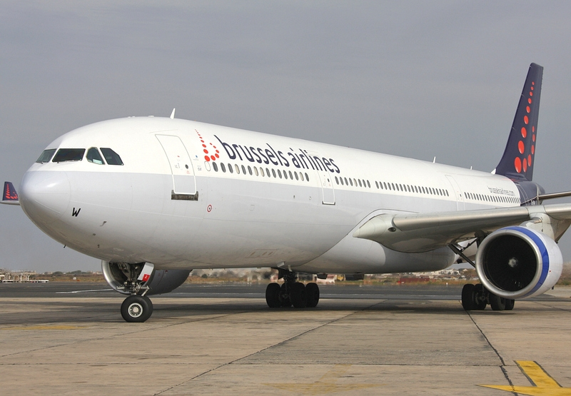 archiwum Brussels Airlines
