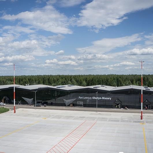 archiwum Lotniska w Szymanach