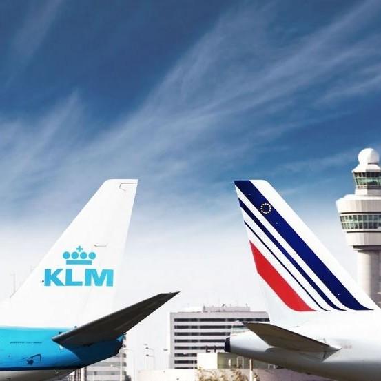 archiwum KLM Air France