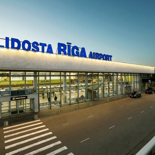 archiwum Lotniska w Rydze