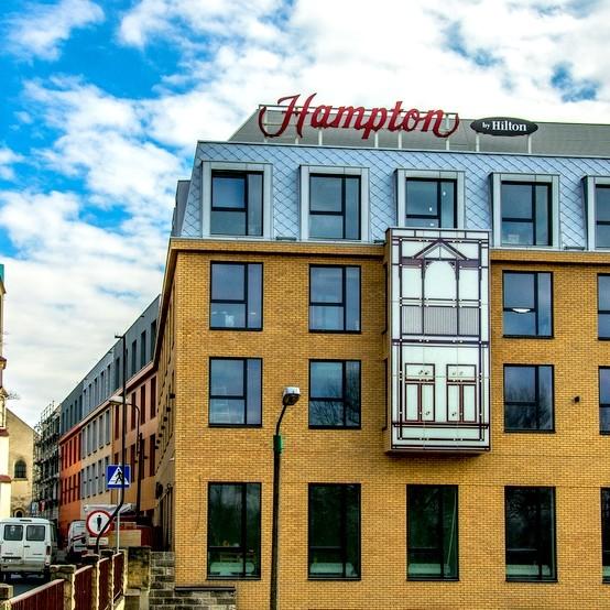 archiwum Hampton by Hilton