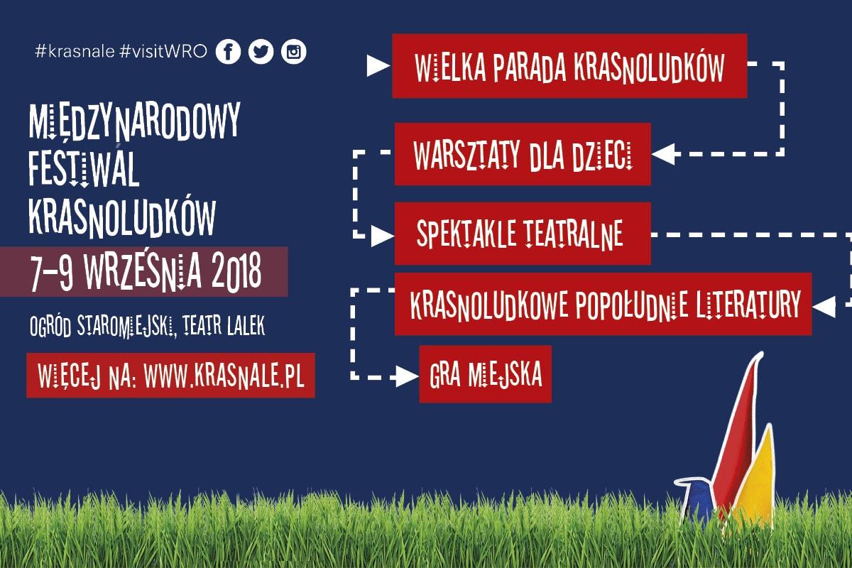 wroclaw festiwal krasnoludkow program