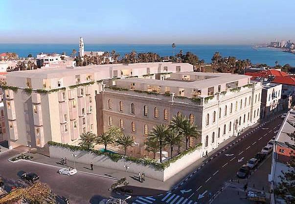 archiwum Hotel The Jaffa