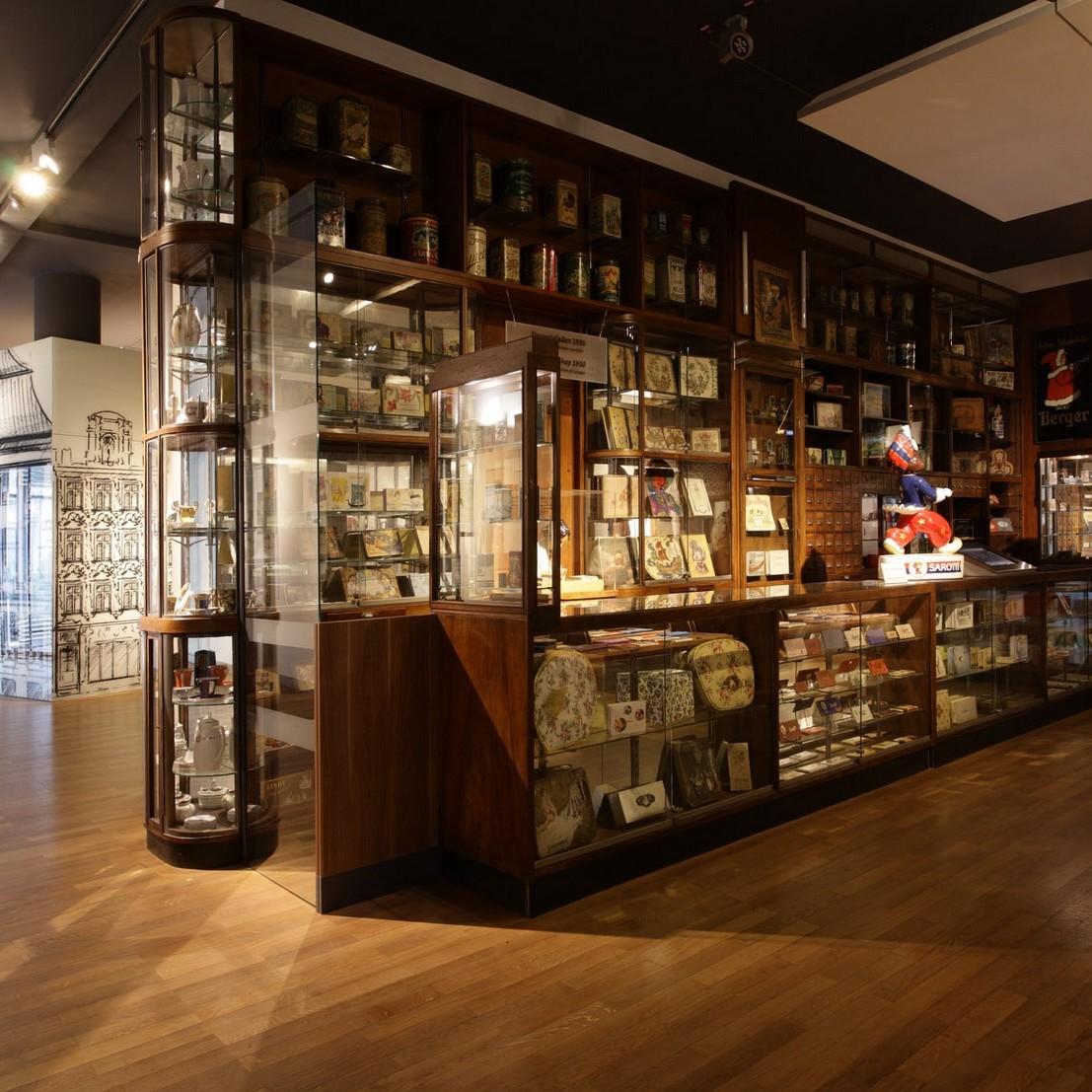 archiwum Muzeum Czekolady w Kolonii