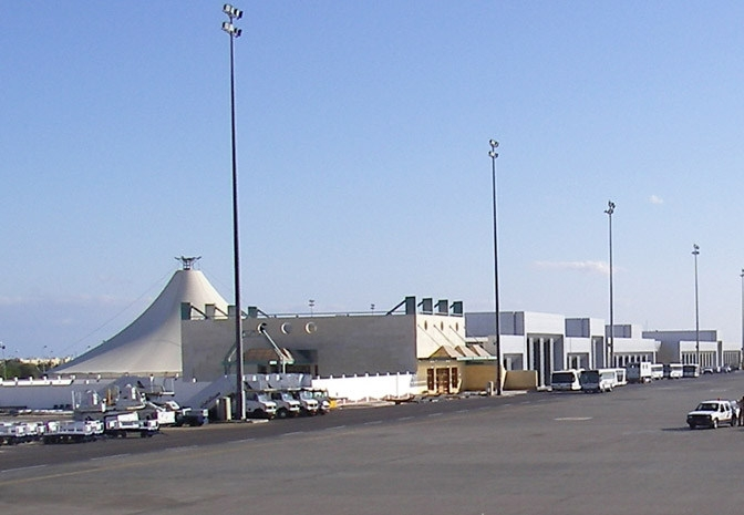 Hurghada - port lotniczy
