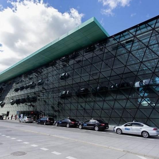 archiwum lotniska Kraków