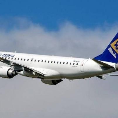 archiwum Air Astana