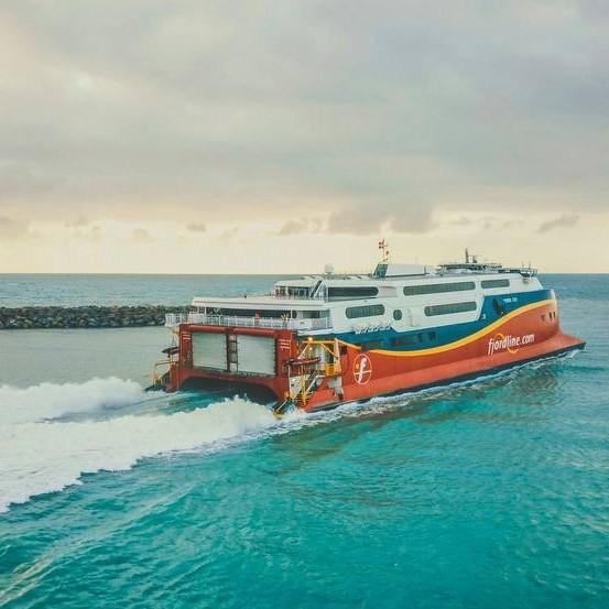 fot. Fjord Line/Kenneth Hansen