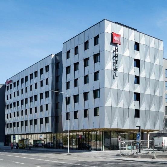 archiwum hotel ibis Tallinn Centre
