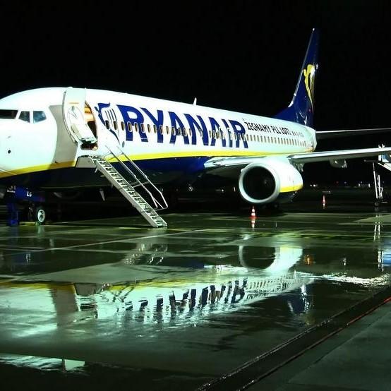 archiwum Ryanaira