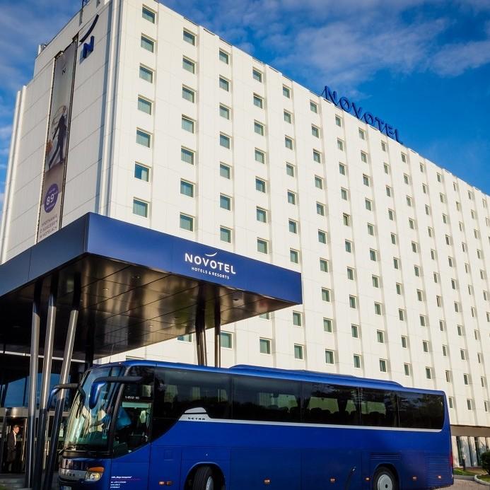 archiwum hotelu Novotel Kraków City West