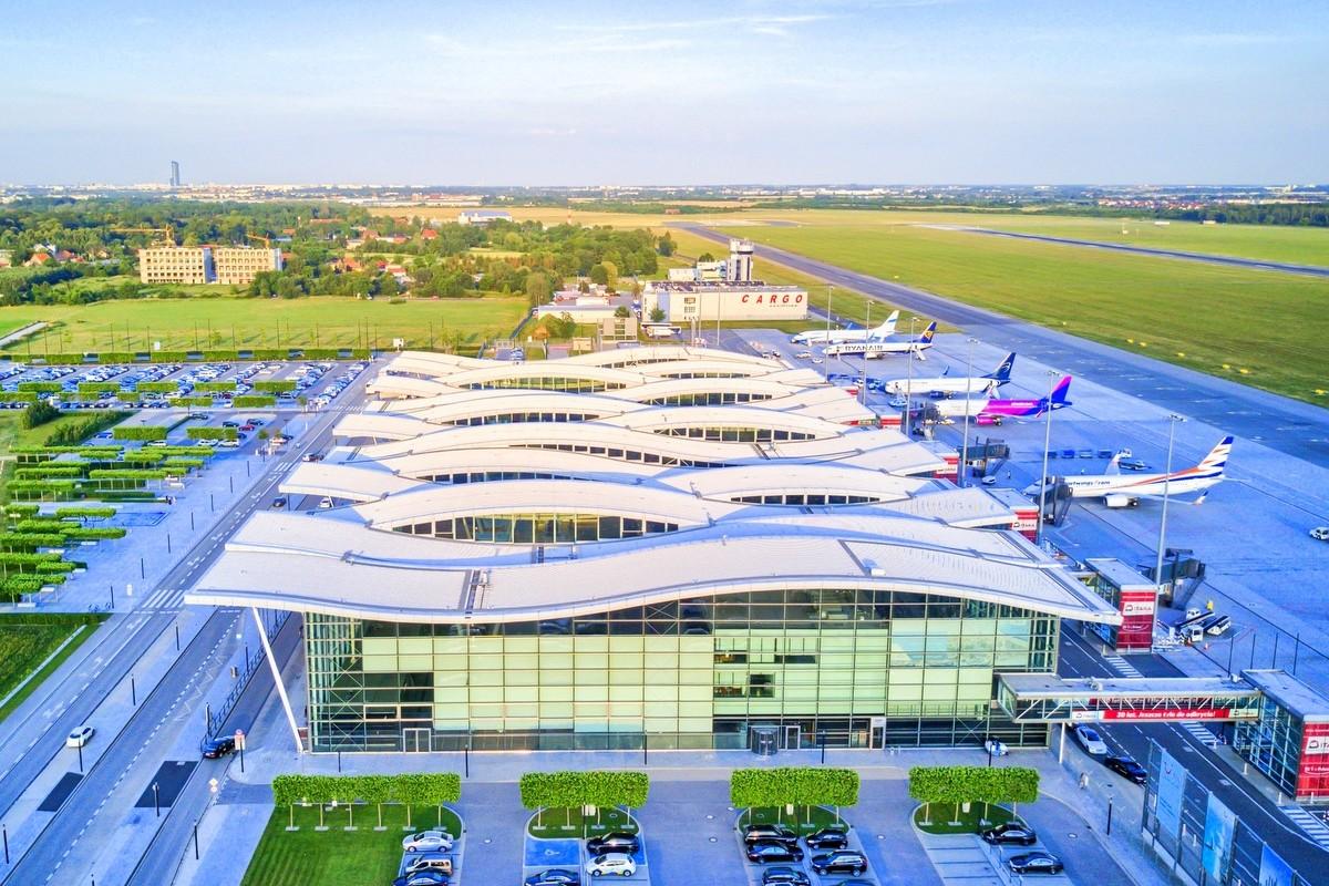 fot. Wiktor Wolniak/lotnisko we Wrocławiu