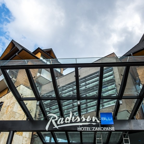 archiwum hotelu Radisson Blu Hotel & Residences Zakopane