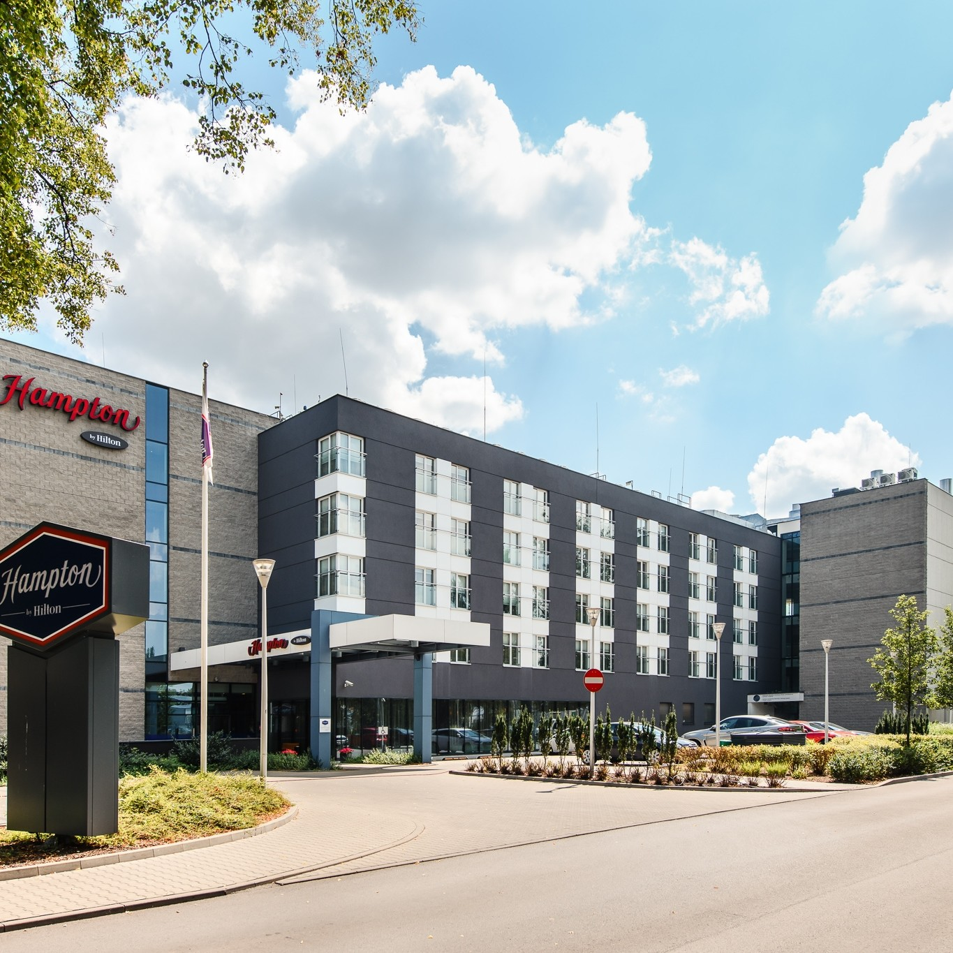 archiwum Hampton by Hilton Warsaw Airport