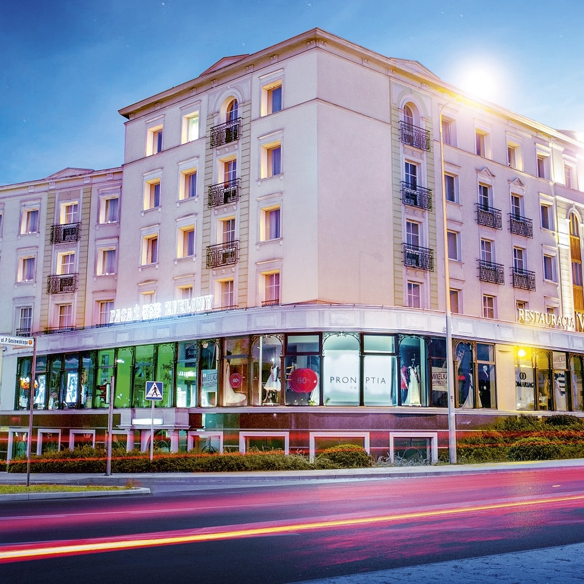 archiwum Grand Hotelu Kielce