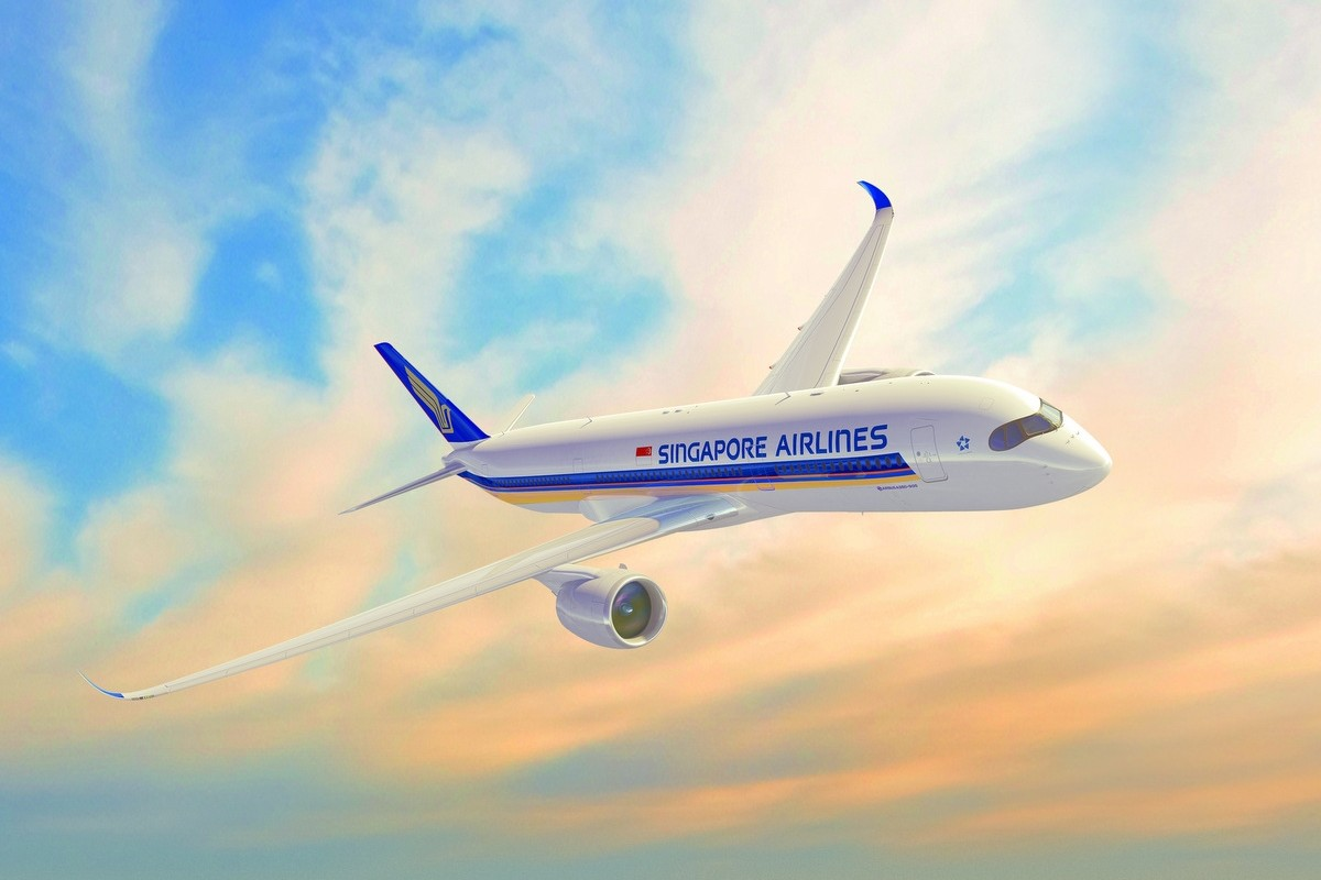 archiwum Singapore Airlines
