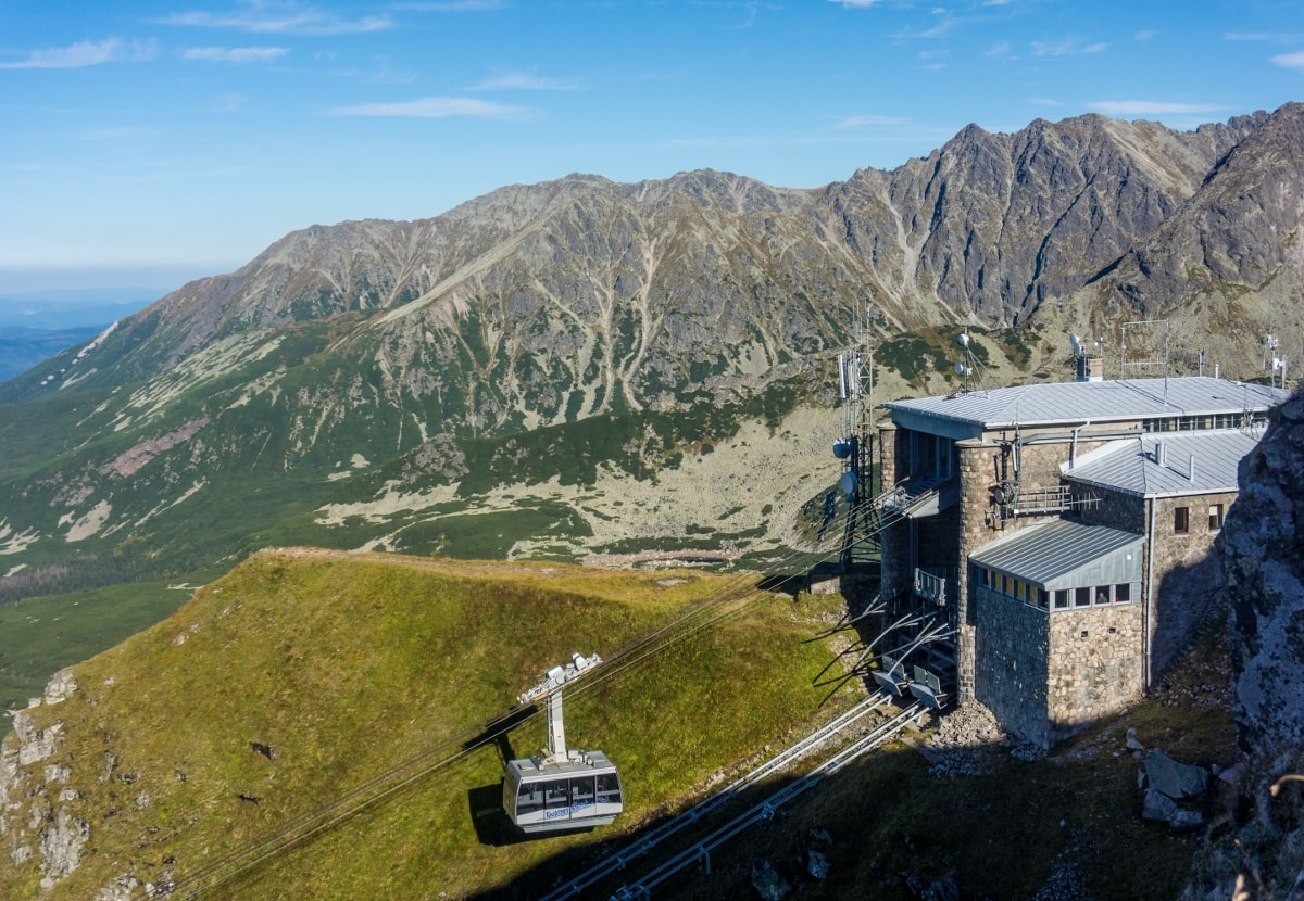 Kolejki PKL w Tatrach ruszają 4 maja