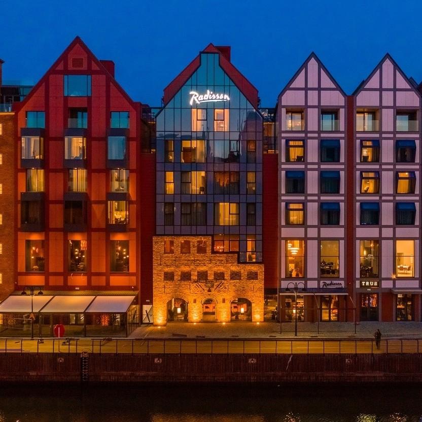 archiwum Radisson Hotel & Suites, Gdańsk