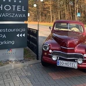 archiwum Hotelu Warszawa SPA & Resort
