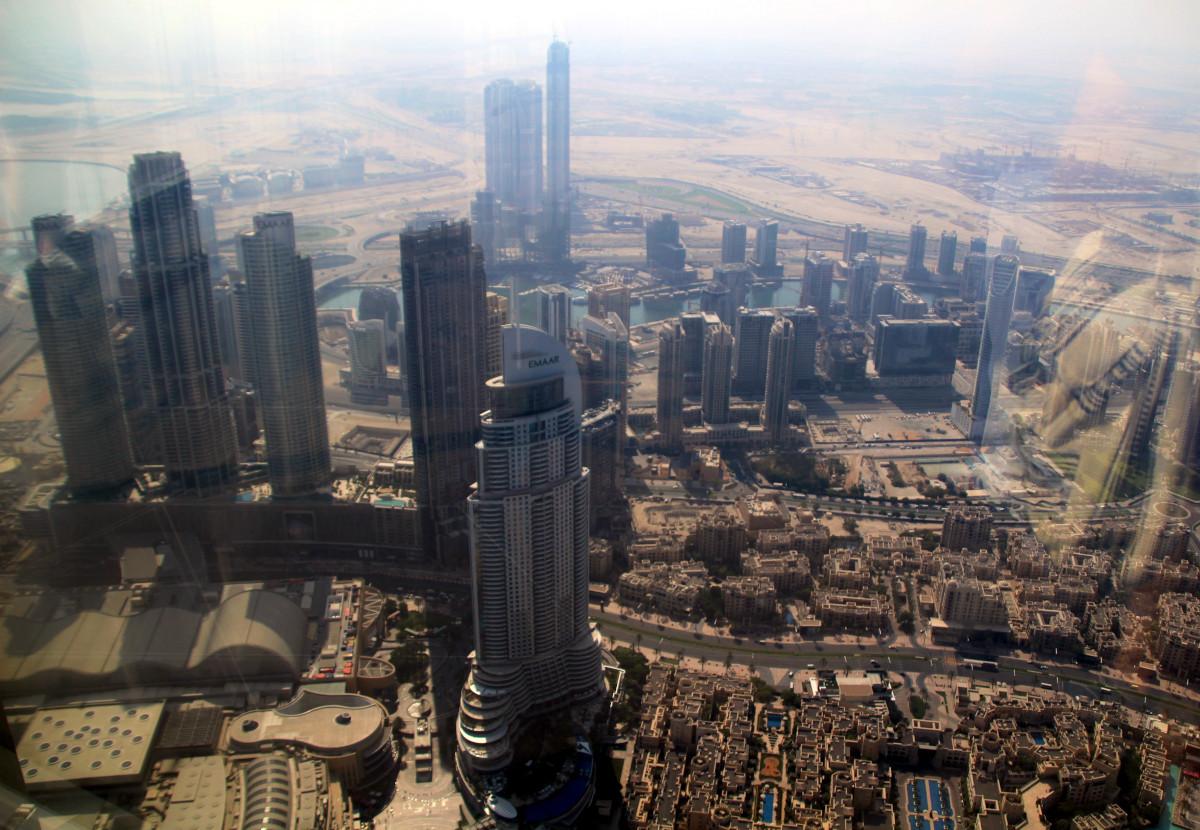 top touristik dubai burj chalifa