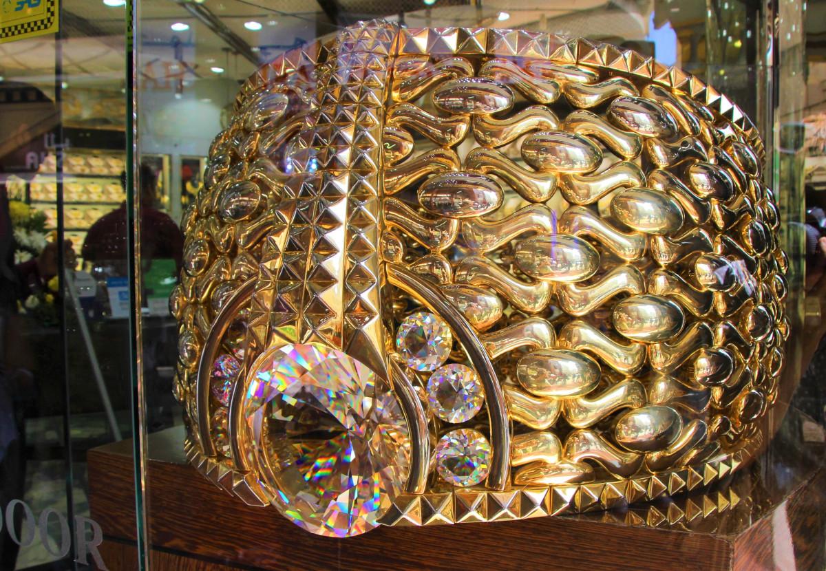 top touristik dubai golden souq