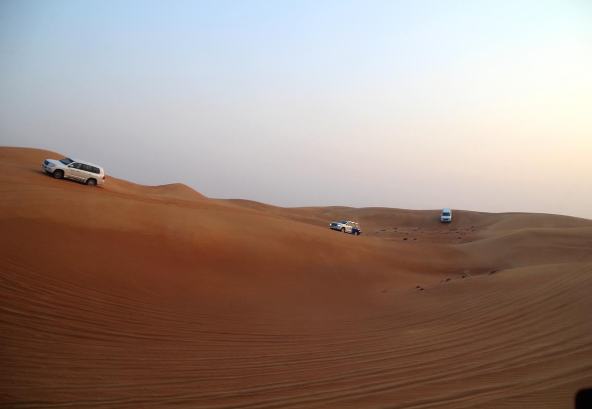 top touristik dubai jeep safari