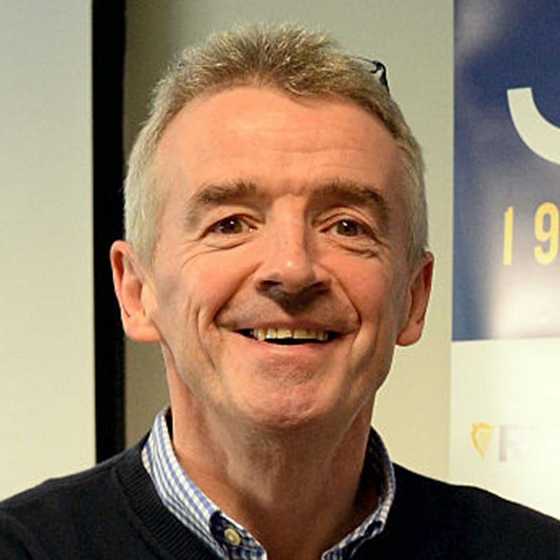 004 Michael OLeary Ryanair