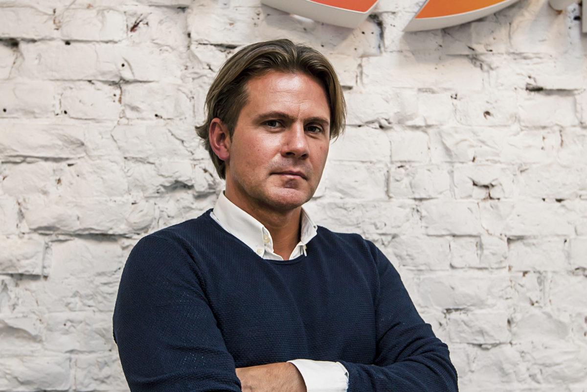 Grzegorz Bosowski, CEO Fly.pl