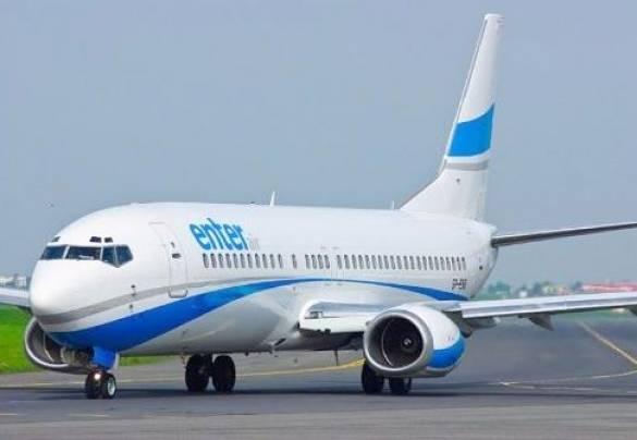 Enter Air zaczyna latać w Wielkiej Brytanii