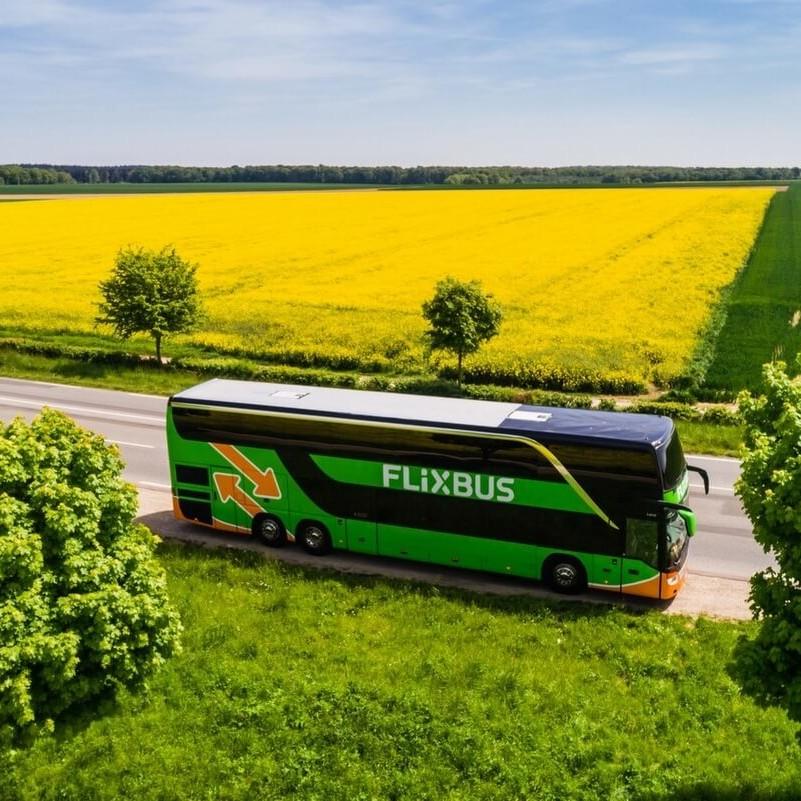Flixbus pojedzie do krajów bałtyckich