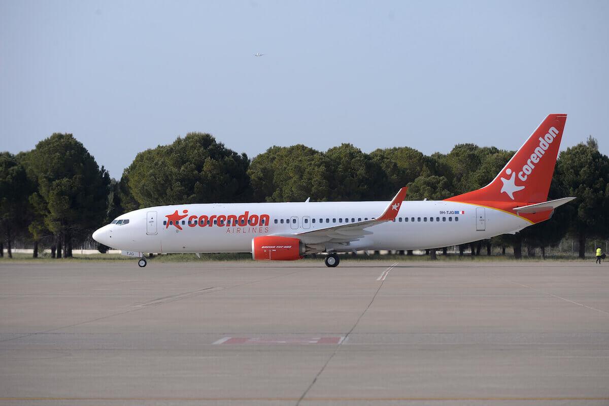 Corendon startuje do Turcji od 29 sierpnia
