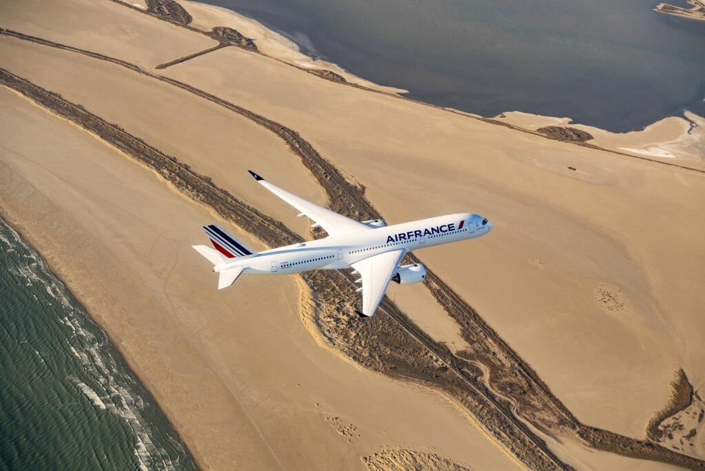 Airbus w barwach Air France