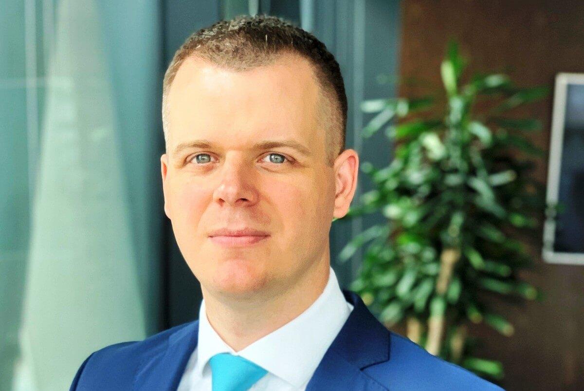 Andrzej Szymczyk - Hospitality Associate Director w Walter Herz