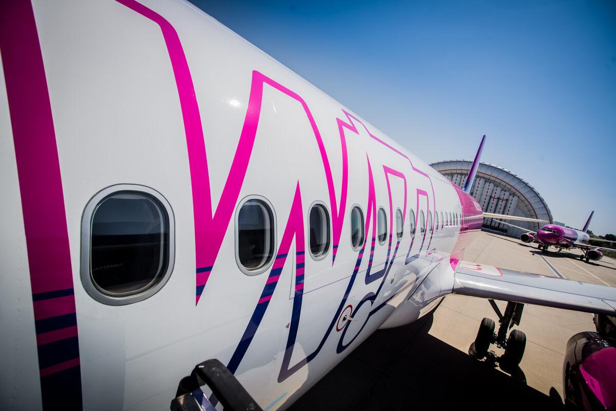 Wizz Air wraca na trasy do Wielkiej Brytanii